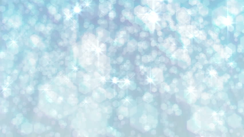 Silver Glitter Background Stock Footage Video