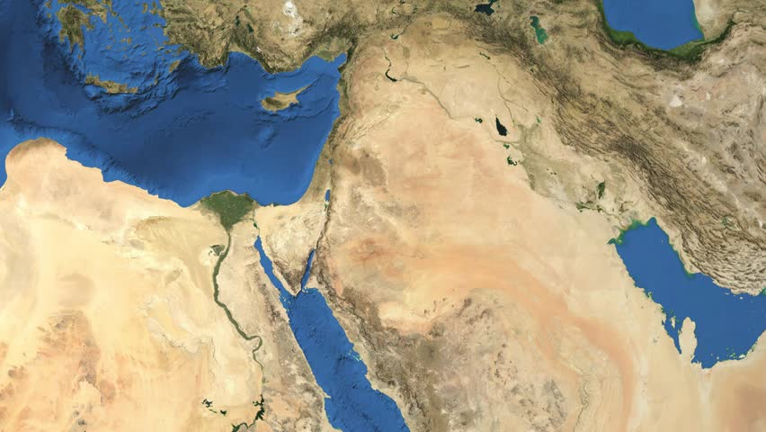 Nile River North Africa From Space The Nile Is A Major North