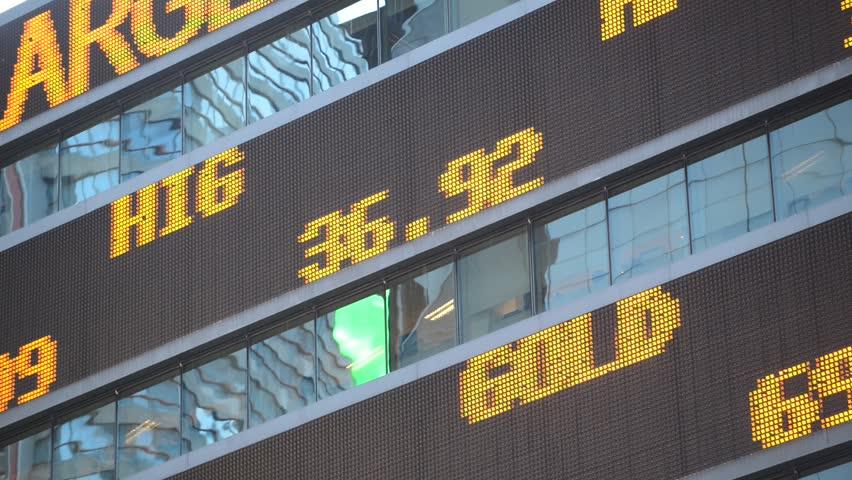 Forex market news ticker
