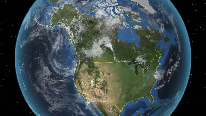 Africa Seen From Space Videos In File Highly Detailed - Us map day nasa