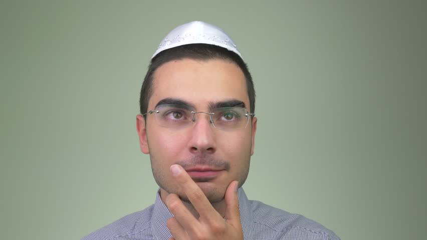 Typical Israeli Man
