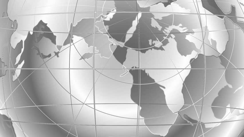 Emergancy broadcast video stock footage world map loop able media background grey scale gumiabroncs Image collections