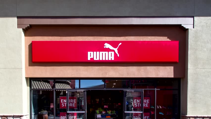 Logo Puma Stock Video Footage - 4K and HD Video Clips  567500374478