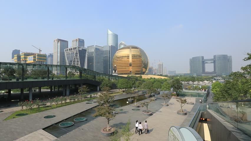 Hengzhou City