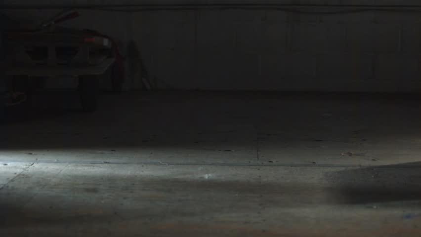 Slow motion skateboard jump | Shutterstock HD Video #771325