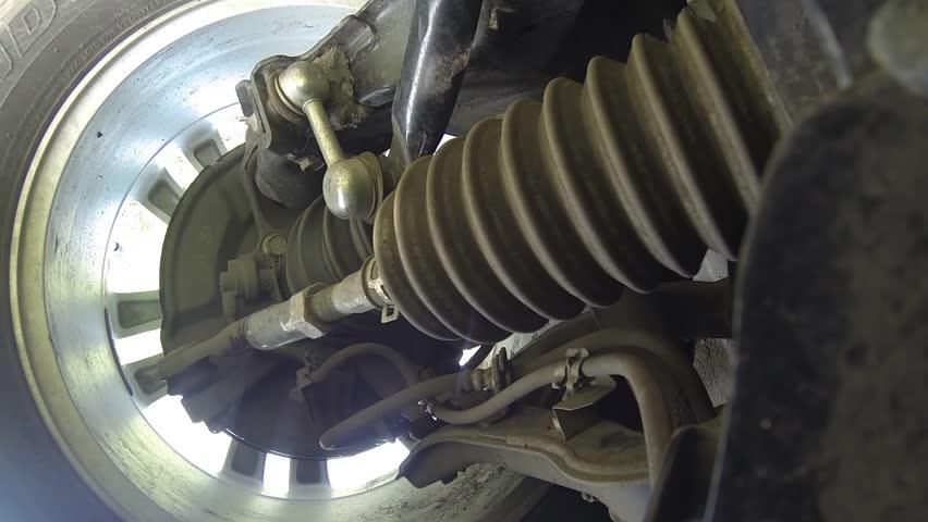 vehicle suspension