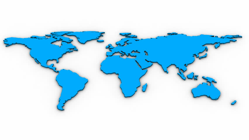 World map turns into a globe white background 2 in 1 loop 151 world map white background 2 in 1 hd stock footage clip gumiabroncs Gallery