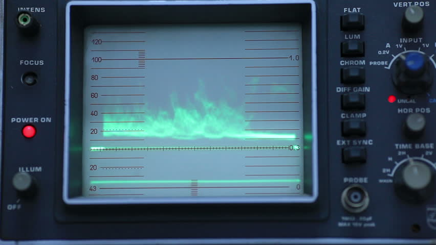 Video Vector Monitor, Waveform in Stock Footage Video (100% Royalty-free)  7890445 | Shutterstock
