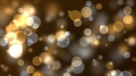 golden yellow party lights celebrations abstract background - for use with titles, logos and presentation background slides