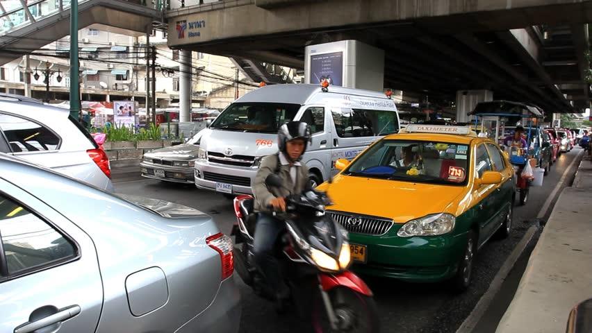 Kuala Lumpur Malaysia Circa Mart Electric Cars To Be