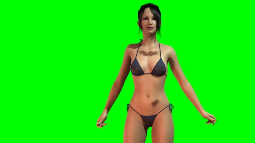 Sexy bikini girls videos