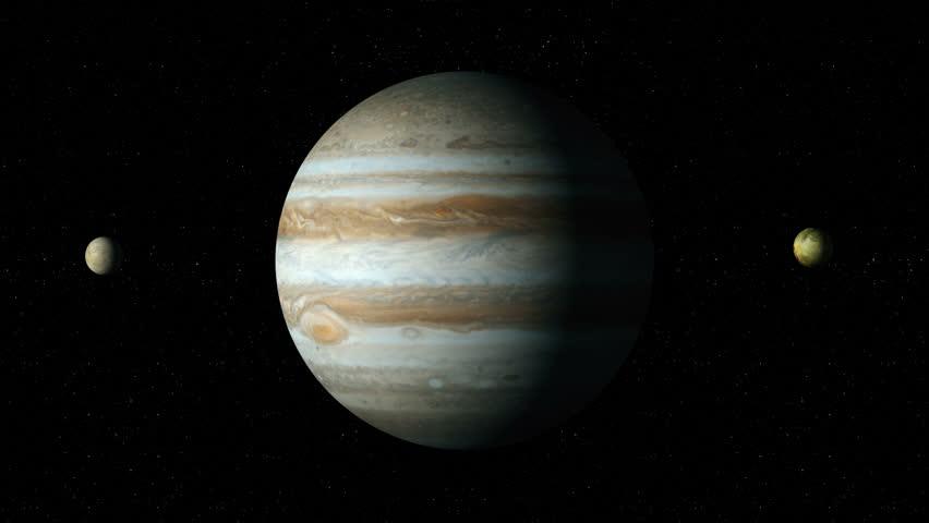 IO, Ganymede, Callisto, and Europa image - Free stock ...
