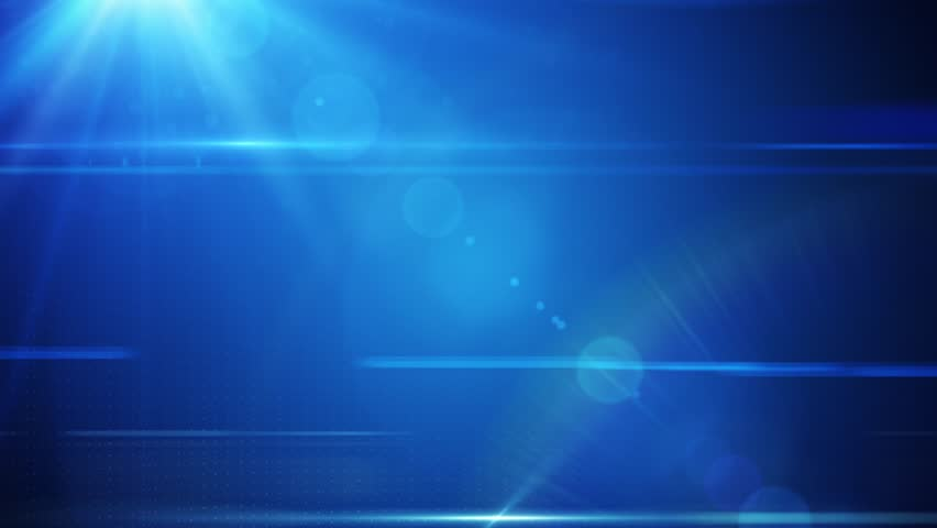 News style moving lens flares on deep blue rolling dots background seamless loop | Shutterstock HD Video #8168035
