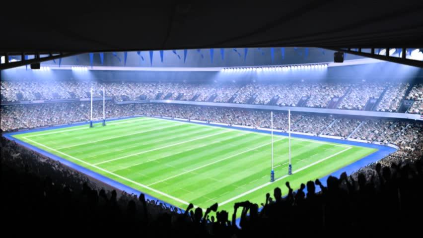 Rugby arena, stadium