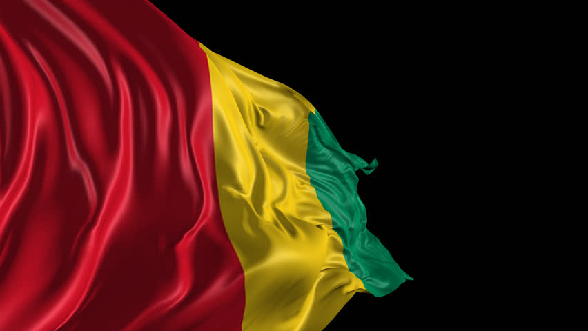 Flag Of Mali Beautiful D Animation Revealing The Mali Flag With - Mali flags
