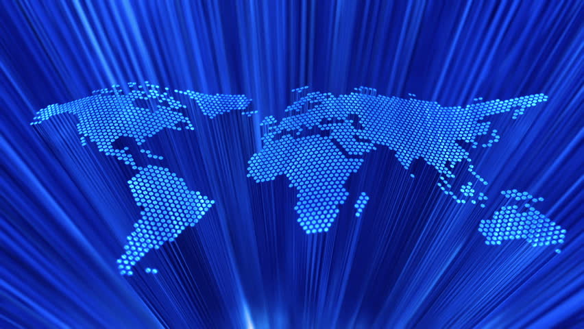 Stock video of world map background 8461015 shutterstock gumiabroncs Gallery