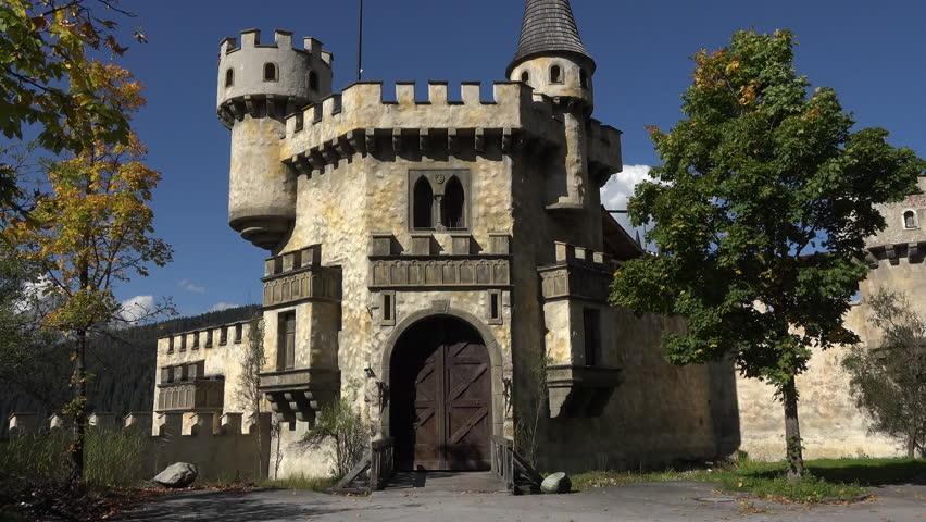 Salzburg austria august 2001 interior torture chamber for Interior design innsbruck