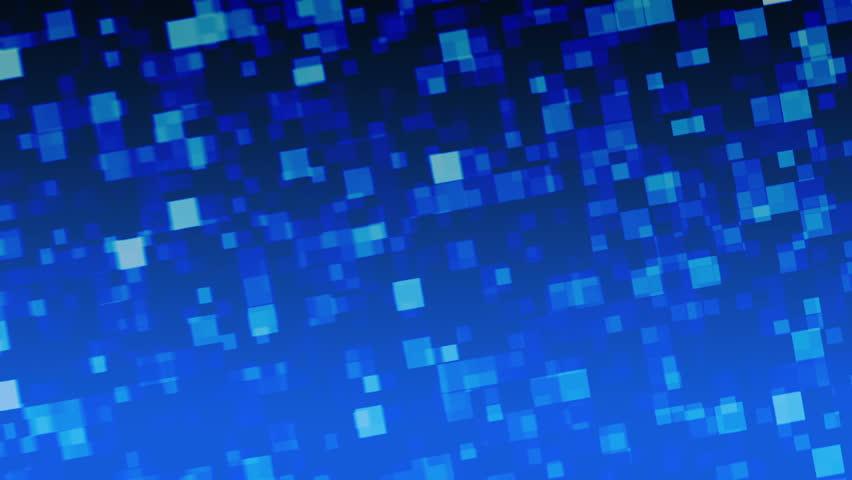 Blue Squares Techno Background Royalty Free Stock Photo - Image ...