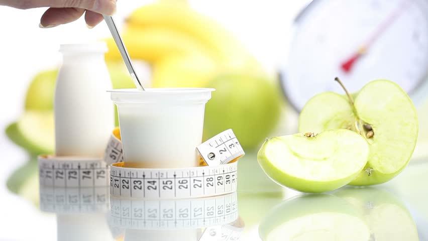 Кефирная полосатая диета, отзывы и результаты похудения