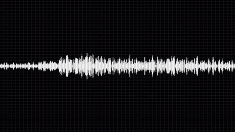 White waveform