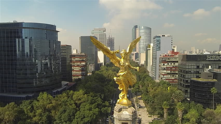 MEXICO CITY - CIRCA 2014