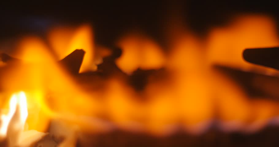 Gas Oven: Yellow Flame In Gas Oven