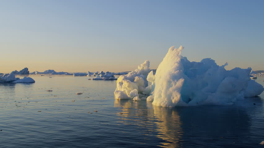 Greenland Sunset Climate Global Weather Stock Footage Video (100%  Royalty-free) 8658355 | Shutterstock