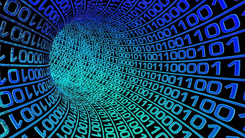 Binary Code Stock Footage Video | Shutterstock