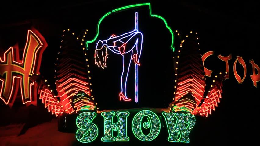 Videos strip show