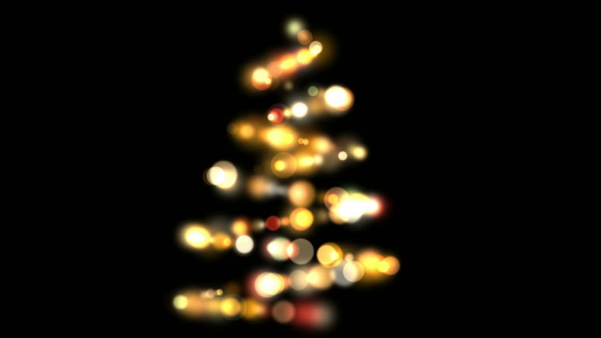 christmas tree out of focus stock footage video 882205 shutterstock - Christmas Tree Light Clips