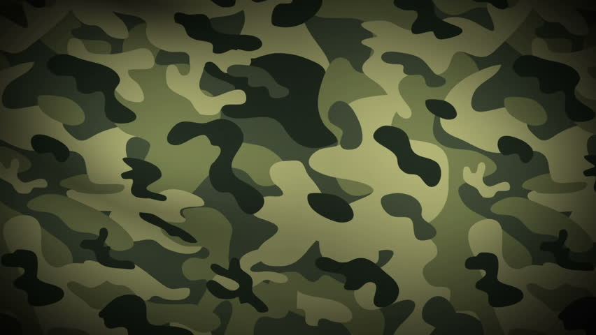 28 Free Camouflage Hd And Desktop Backgrounds: Camouflage Pattern Background Loop In Jungle/forest Camo
