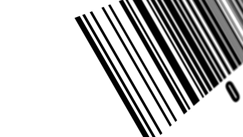 Scanner scanning barcode on with background. | Shutterstock HD Video #9074315