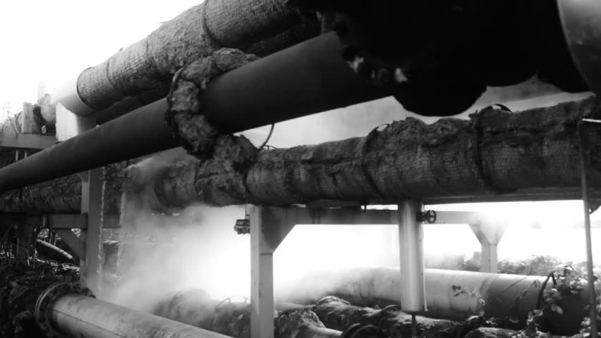 Foggy Smoke Broken Pipes Smoke Stock Footage Video (100% Royalty-free)  9082565 | Shutterstock