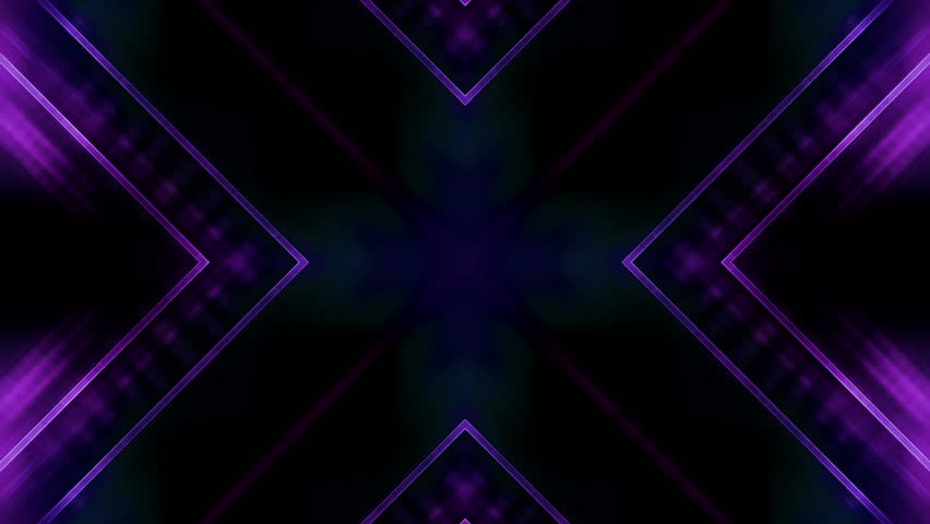 Animated VJ looping Purple Abstract  | Shutterstock HD Video #9131255