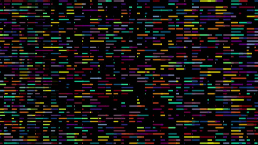 4k Color bricks blocks fragments background,big data information wall,geometry fractals art,Internet coding programming storage technology backdrop. 0461_4k