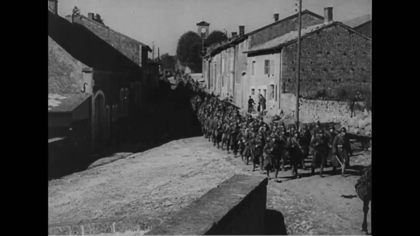 CIRCA 1930s - Germany during World War Two in 1939.