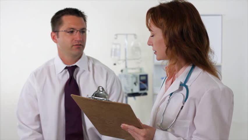Nurses dating
