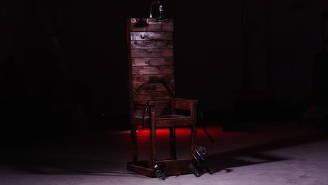 Capital Punishment - Electric Chair
