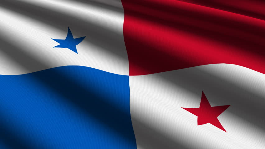 Panama Flag Stock Footage Video Shutterstock - Panama flags