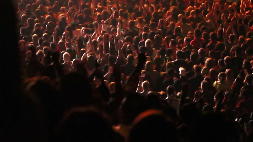 Crowd Applauding | Shutterstock HD Video #948355