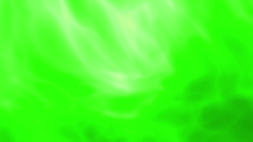 Abstract background green 4K animation. High quality clip rendered on high end computer and graphics card.
