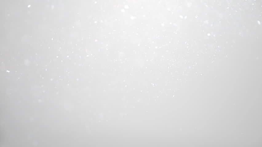 Snowflakes, white background  Source : Panasonic Lumix GF1 | Shutterstock HD Video #969085