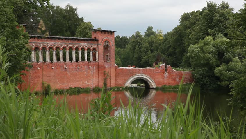 RUSSIA. MOSCOW. JUNE 2011: Homestead Marfino   Shutterstock HD Video #9792695