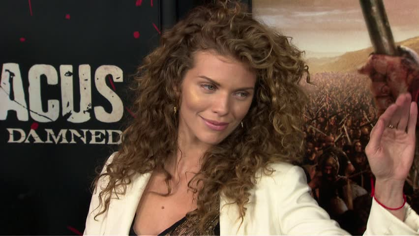 Los Angeles, CA - January 22,2013: AnnaLynne McCord at Spartacus: War of the Damned Premiere, Regal Cinemas LA Live