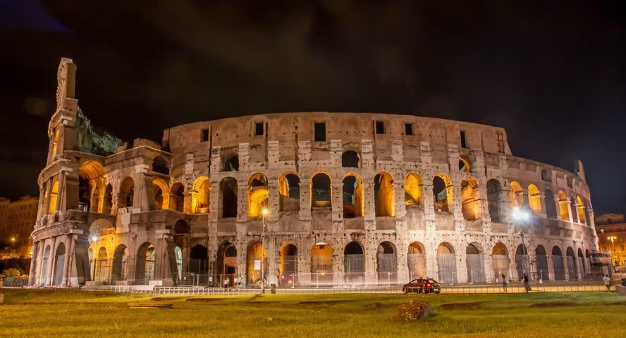 Famous Italian Architecture colliseum italy rome architecture arena coliseum landmark roman